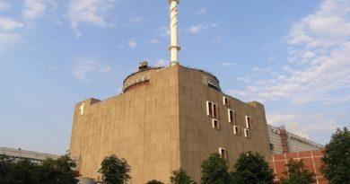 На Запорожской АЭС не работает половина энергоблоков Читайте подробнее: http://hub1news.com/%d0%bd%d0%b0-%d0%b7%d0%b0%d0%bf%d0%be%d1%80%d0%be%d0%b6%d1%81%d0%ba%d0%be%d0%b9-%d0%b0%d1%8d%d1%81-%d0%bd%d0%b5-%d1%80%d0%b0%d0%b1%d0%be%d1%82%d0%b0%d0%b5%d1%82-%d0%bf%d0%be%d0%bb%d0%be%d0%b2%d0%b8/