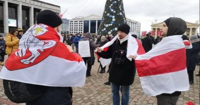 В Минске второй день подряд протестуют против интеграции Беларуси с Россией Читайте подробнее: http://hub1news.com/%d0%b2-%d0%bc%d0%b8%d0%bd%d1%81%d0%ba%d0%b5-%d0%b2%d1%82%d0%be%d1%80%d0%be%d0%b9-%d0%b4%d0%b5%d0%bd%d1%8c-%d0%bf%d0%be%d0%b4%d1%80%d1%8f%d0%b4-%d0%bf%d1%80%d0%be%d1%82%d0%b5%d1%81%d1%82%d1%83%d1%8e/