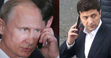 Зеленский по телефону поздравил Путина с Новым годом Читайте подробнее: https://hub1news.com/%d0%b7%d0%b5%d0%bb%d0%b5%d0%bd%d1%81%d0%ba%d0%b8%d0%b9-%d0%bf%d0%be-%d1%82%d0%b5%d0%bb%d0%b5%d1%84%d0%be%d0%bd%d1%83-%d0%bf%d0%be%d0%b7%d0%b4%d1%80%d0%b0%d0%b2%d0%b8%d0%bb-%d0%bf%d1%83%d1%82%d0%b8/