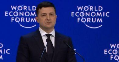 Зеленский выступил на Всемирном экономическом форуме в Давосе. ВИДЕО Читайте подробнее: https://hub1news.com/4001-2/
