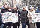 На Николаевщине жители перекрыли дорогу на Киев