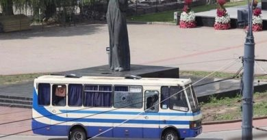 Луцкого террориста задержали - заложники вышли из автобуса