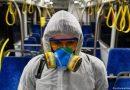 Почти 65 тысяч украинцев больны коронавирусом