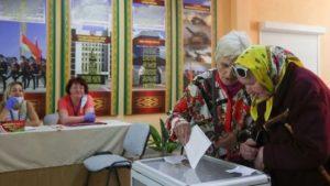 В Беларуси проходят выборы президента