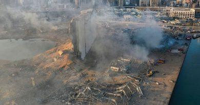 Министр подтвердил, что в Николаевском порту хранится селитра, взрыв которой разрушил Бейрут