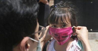 От детей до 5 лет не надо требовать носить маски, - рекомендации ВОЗ и ЮНИСЕФ