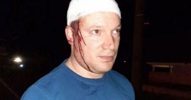 В Киеве избили сотрудника госпредприятия «Антонов» за футболку с советской символикой