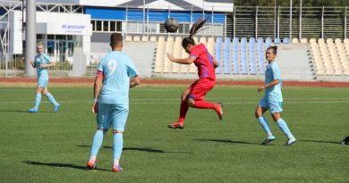 Порт «НИКА-ТЕРА» поддержал женский футбольный клуб «Ника» в Высшей Лиге