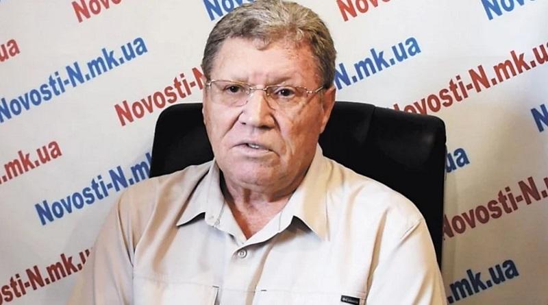Экс-губернатор Николай Круглов баллотируется в мэры Николаева