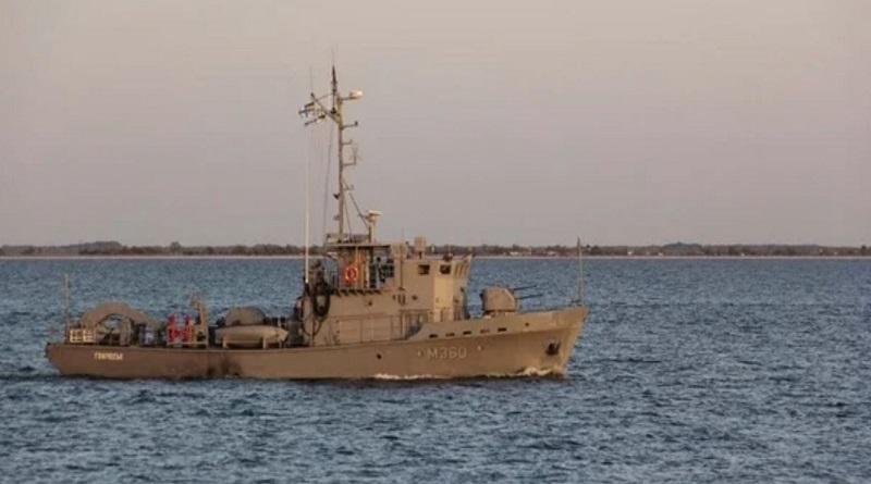 «Объединенные усилия-2020»: корабли ВМС Украины вышли в море
