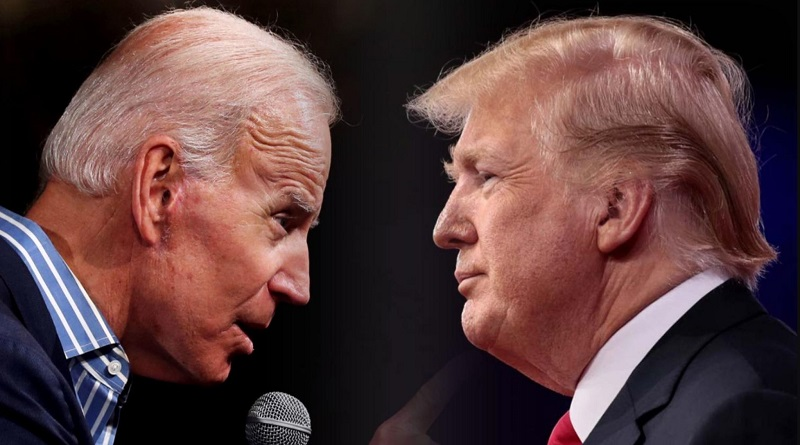 «Ты заткнешься?»: в США прошли дебаты Трампа и Байдена. ВИДЕО