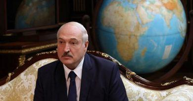 С 5 ноября Лукашенко перестанет считаться президентом Беларуси - Европарламент