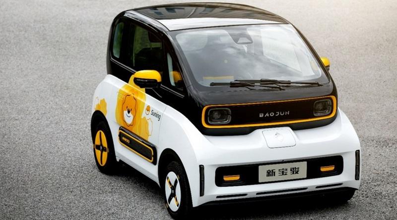 Стали известны подробности про первый городской электромобиль Xiaomi