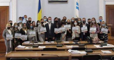 Миколаїв - просвітницький проект