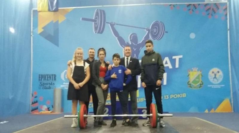 Житель Николаевской области стал чемпионом Украины по тяжелой атлетике