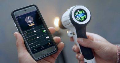 Лучшая дрель 2020 получила тачскрин и управление со смартфона