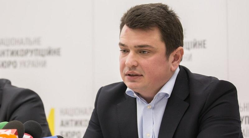 Окружной админсуд Киева постановил уволить Сытника с должности