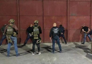 В Одессе задержали израильтян с центнером кокаина. Видео