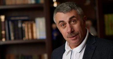 Доктор Комаровский анонсировал резкий скачок заболеваемости коронавирусом в Украине