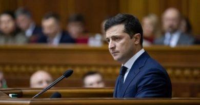 Зеленский выступает в Раде с ежегодным посланием. ВИДЕО