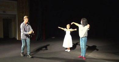 Дети с инвалидностью из Николаева участвуют в проекте «В танце мы едины»