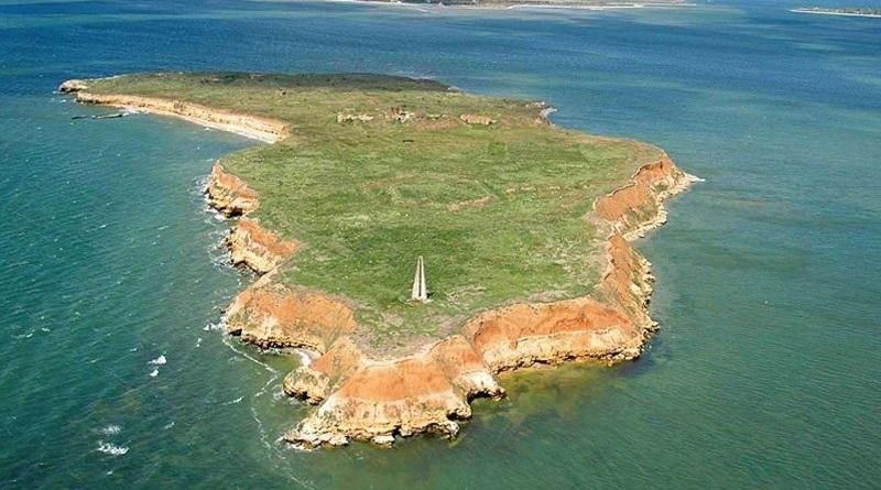 В Николаевской области на острове Березань орудуют «черные» археологи