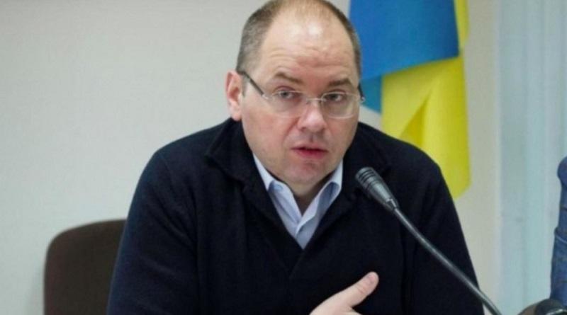 Министр здравоохранения Украины заразился коронавирусом