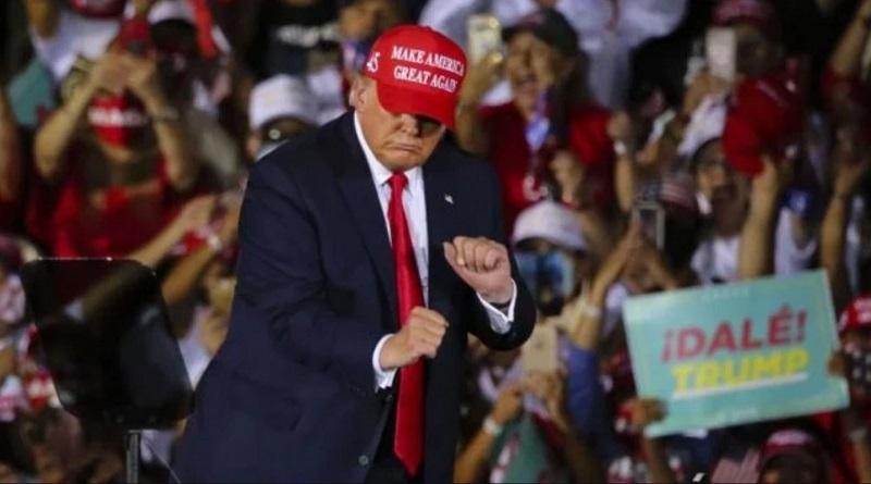 Известны первые результаты выборов президента США