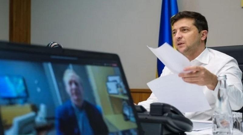 Зеленский заявил о планах ввести в Украине онлайн-голосования