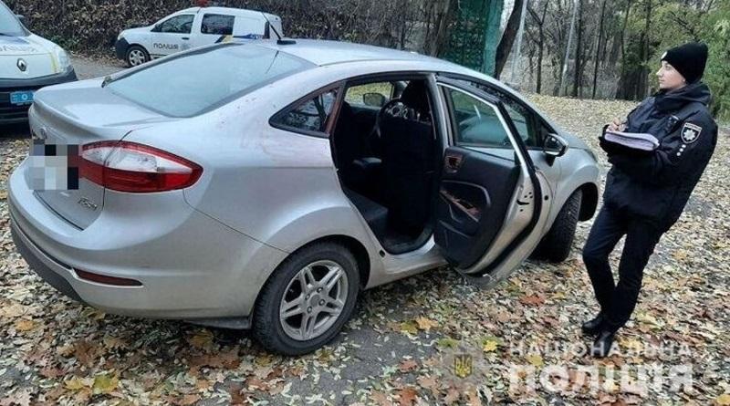 В Киеве таксист инсценировал ограбление, чтобы скрыть от жены потраченные на подругу деньги