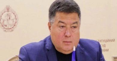 Глава КСУ заявил, что увольнение судей станет угрозой территориальной целостности Украины