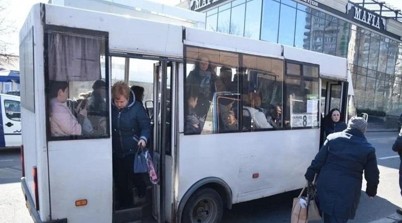 В Николаеве маршрутчика оштрафовали на 17 тысяч гривен за нарушение карантина