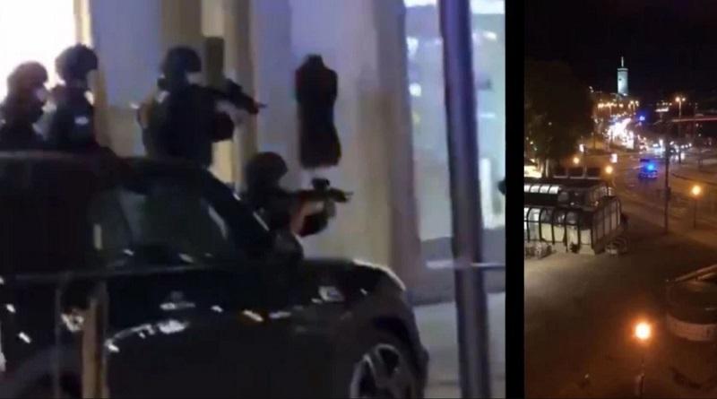 Теракт в Вене: семеро погибших, захвачены заложники