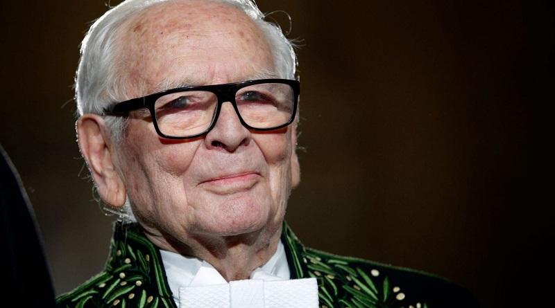 У віці 98 років помер французький модельєр П'єр Карден
