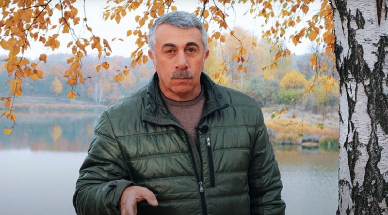 Доктор Комаровский рассказал, как защититься от новой мутации коронавируса. Видео