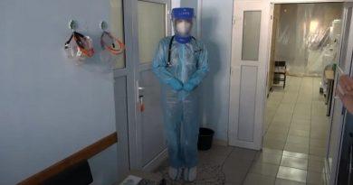 «Кислородом дышат по очереди, доходит до рукопашной»: репортаж из «ковидных» больниц Николаева