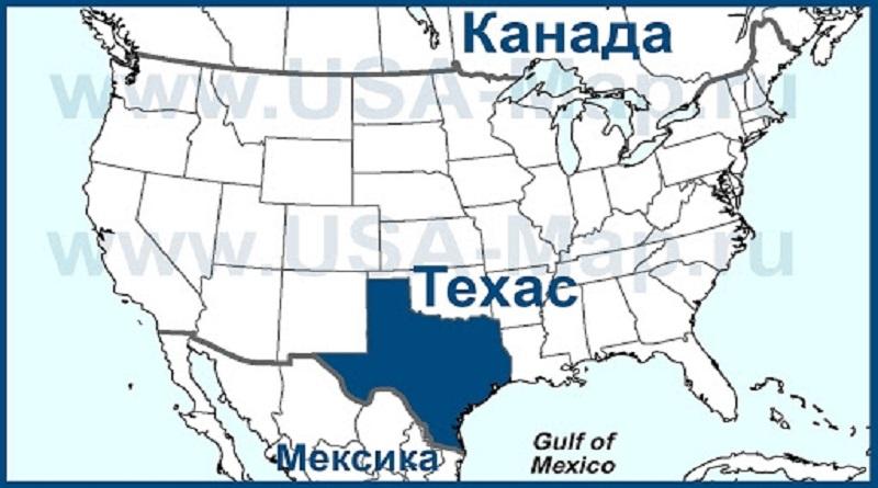 В Техасе предложили провести референдум о выходе из состава США