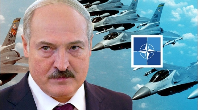 Лукашенко заявил, что НАТО готовится к захвату части Беларуси