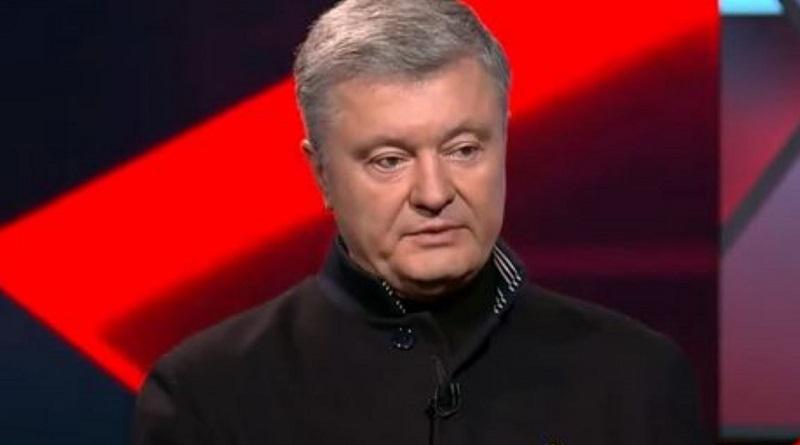 Порошенко заявил, что инициировал спецоперацию по задержанию вагнеровцев в 2018 году.