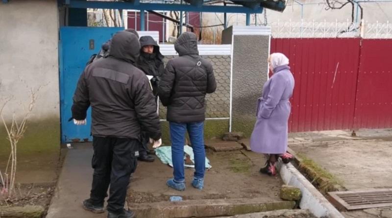 В Одесской области мужчина, который застрелил жену и себя, оставил предсмертные записки. ВИДЕО