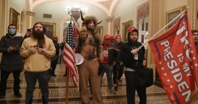 Захват Капитолия: что означают протесты в Вашингтоне.