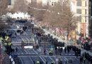В США проходят массовые беспорядки из-за инаугурации Джо Байдена