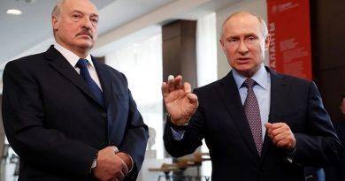 «Я с Путиным в одной команде»: Лукашенко назвал российского лидера близким другом