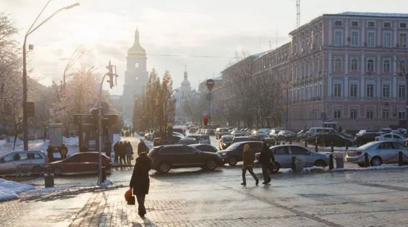 Морозы спадут: на Украину движется волна теплого воздуха