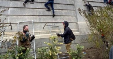 ФБР просит помощи в поиске участников штурма Капитолия
