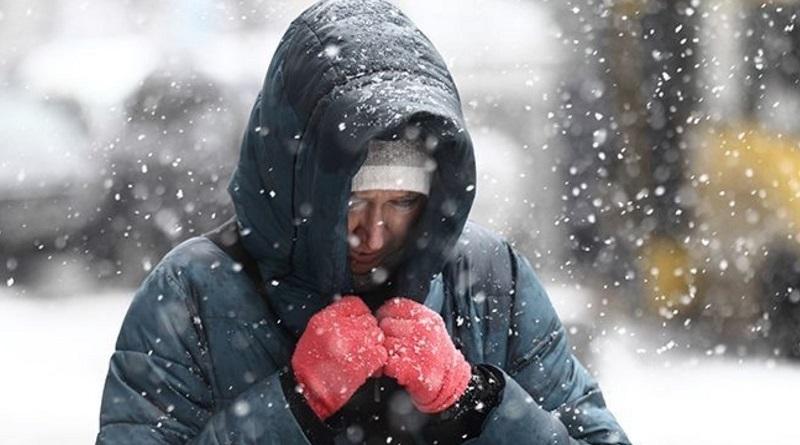 В Украину идут два циклона со снегопадами и морозы до -20