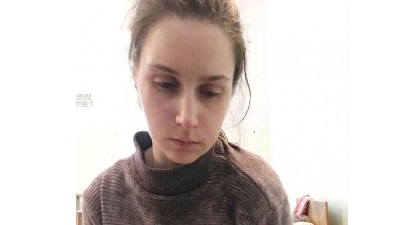 Полиция просит помочь установить личность девушки, найденной на улице в Николаеве