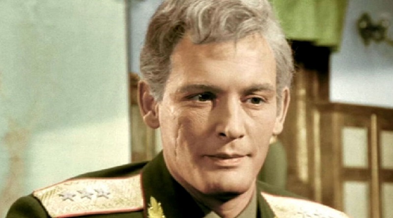 Умер известный актер Василий Лановой