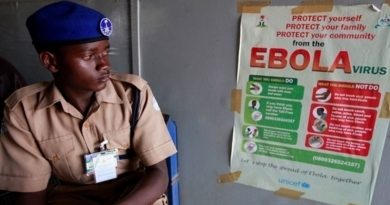 В Африке объявили о начале эпидемии лихорадки Эбола