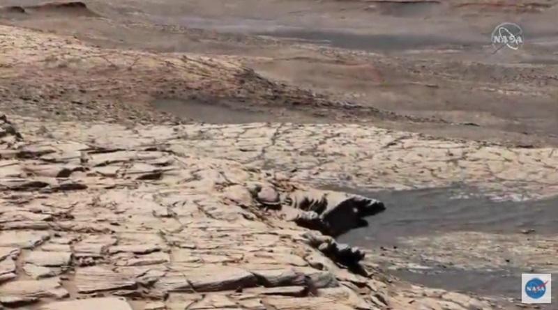 Марсоход Perseverance совершает посадку на Марс. Трансляция